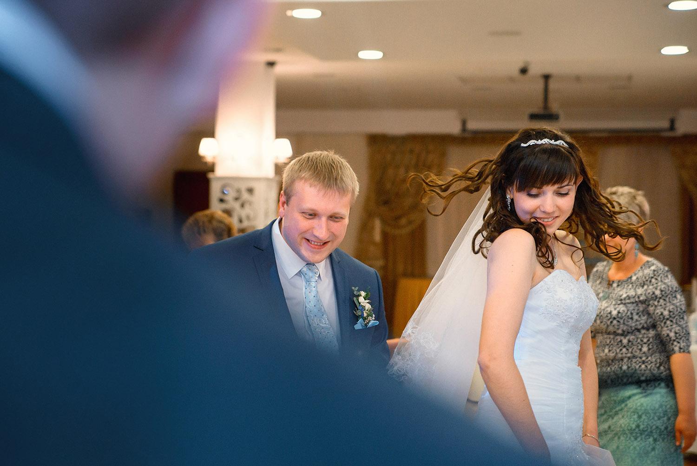 Свадебная фотосессия Олега и Насти