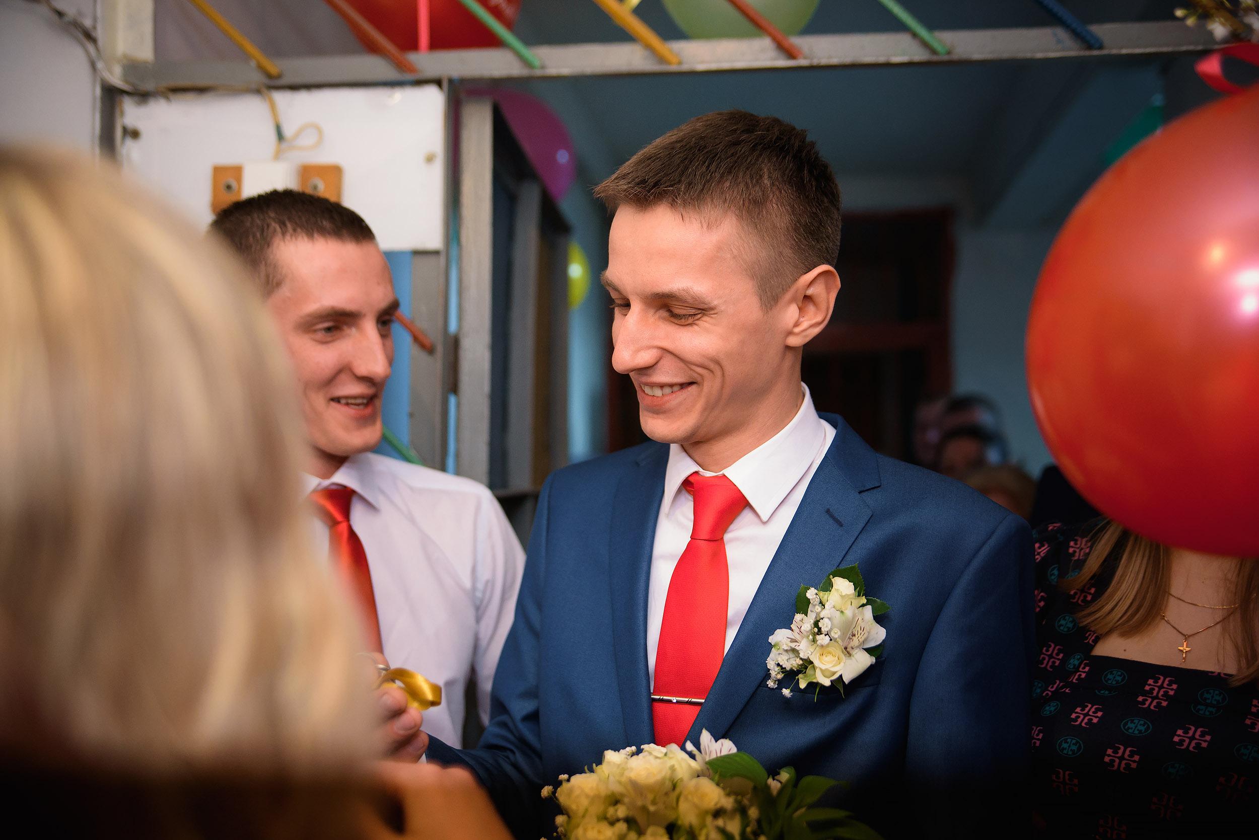 Свадебная фотосессия Ольги и Валентина